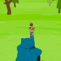 3D TCG Runner Red Snap Sun Moon 2 for Pokémon fans
