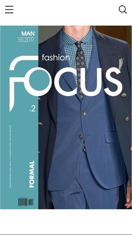 Fashion Focus Man Formal