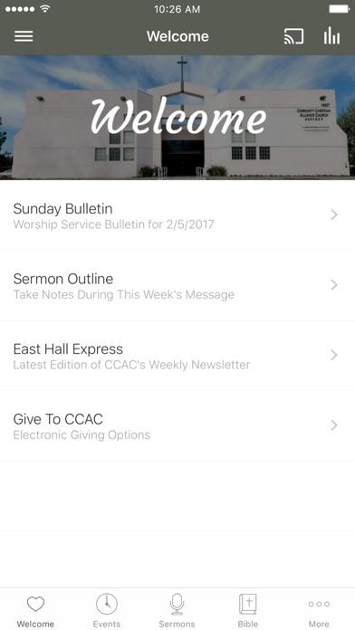 CCAC Northridge screenshot 1