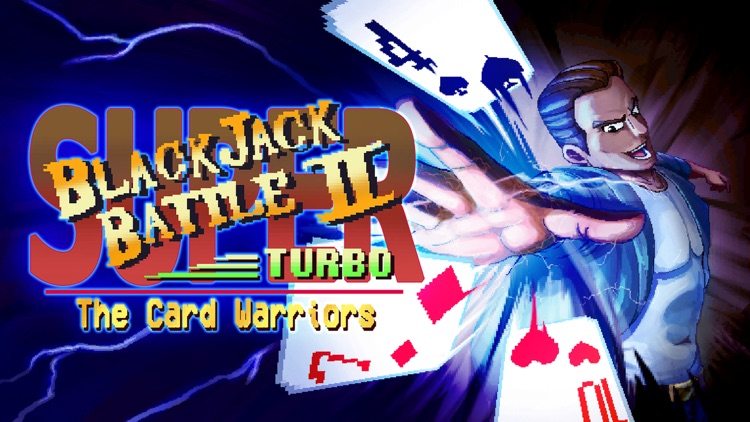 Super Blackjack Battle 2 Turbo Edition screenshot-0