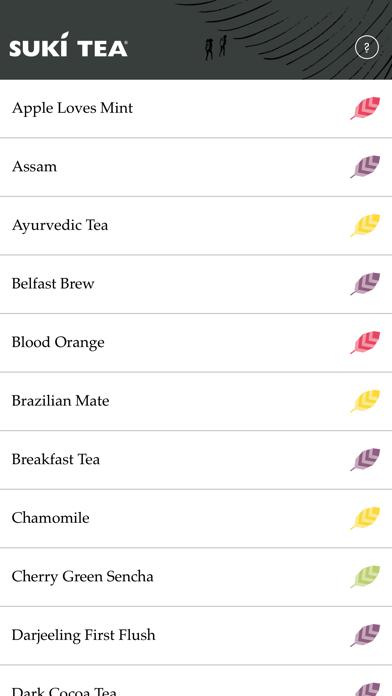 Suki Tea Timer screenshot three