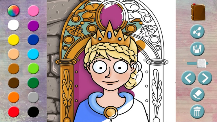 The Snow Queen classic short stories – Pro screenshot-3