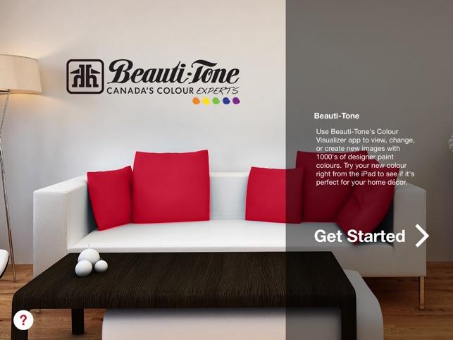 Beauti Tone Colour Visualizer On The App Store