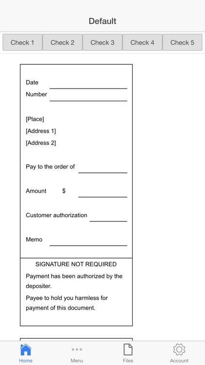Pay Receipt