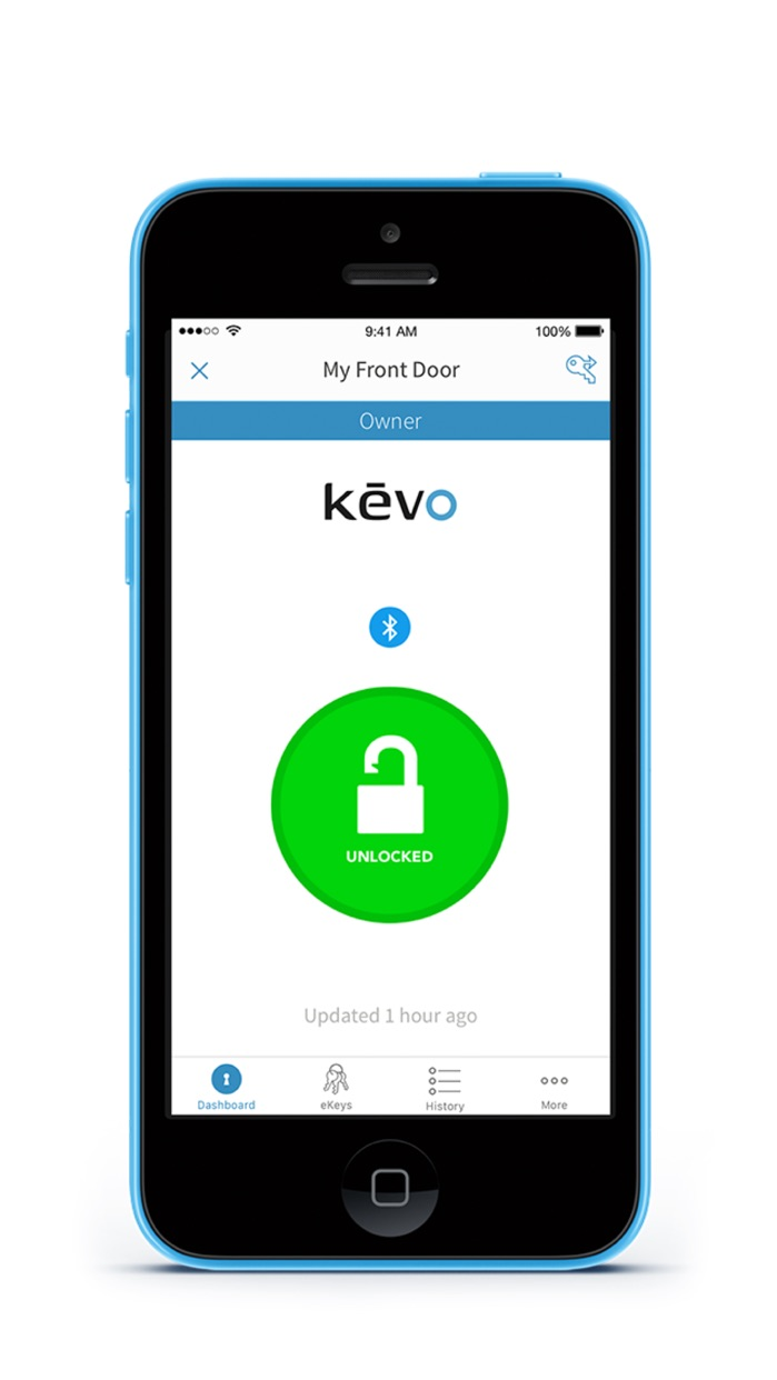 Kevo – Your Phone Is Now Your Key Screenshot