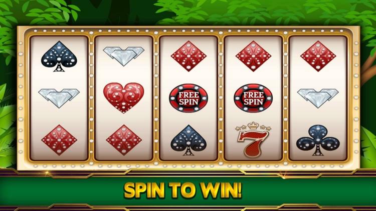 Slot - Rainforest Queen screenshot-3