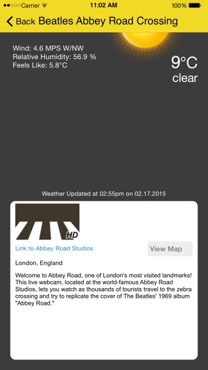 abbey road studios cam on the app store