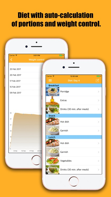 Crazy shred – losing weight in 27 days. screenshot-3
