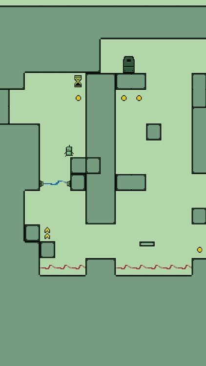 Yobot Run - Pixel Games screenshot-3