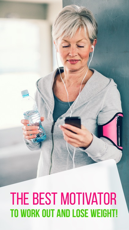 Walking for Weight Loss: training plans, GPS, tips app image