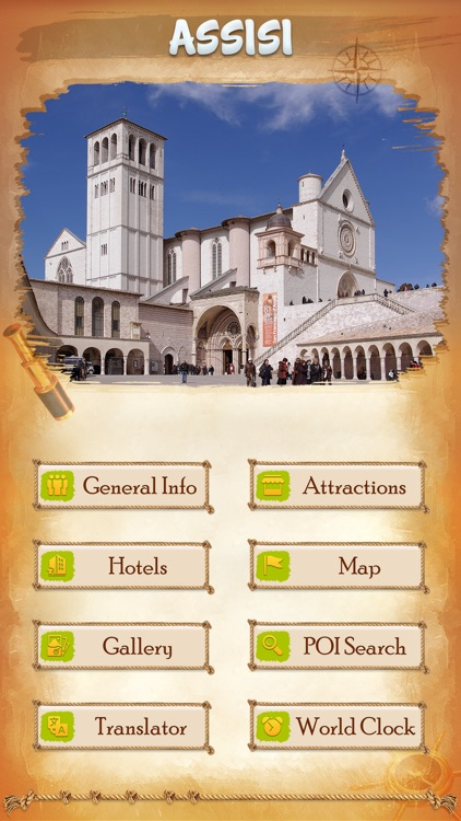 Assisi Travel Guide