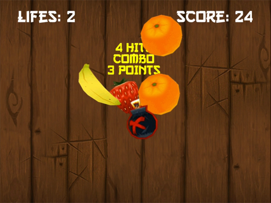 Slice Fruits (Watch & Phone) screenshot 8