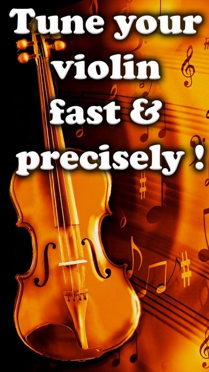 Easy Violin Tuner screenshot-0