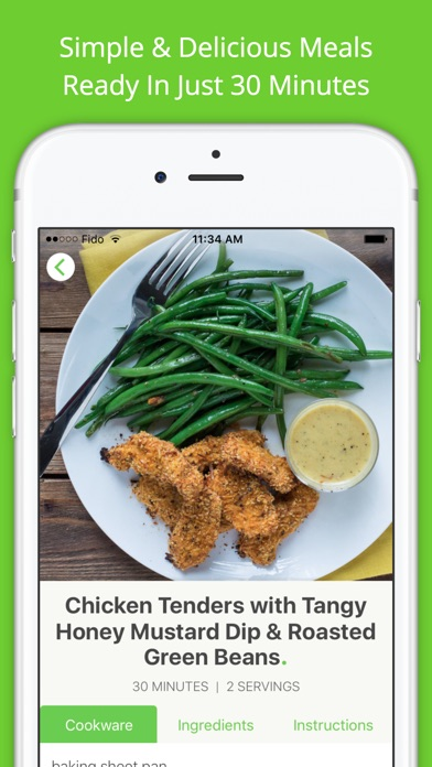 Mealime - Healthy Meal Plans app image