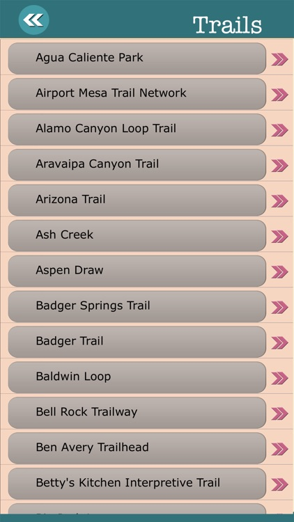 Arizona State Campgrounds & Hiking Trails screenshot-3