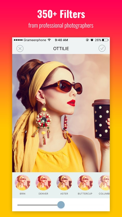PhotoFizz – Awesome Photo filters