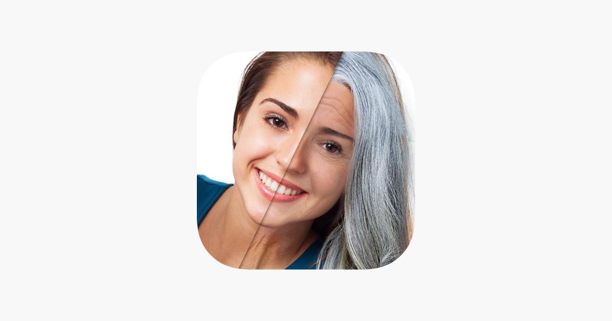 gezicht verouderen app