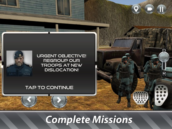 Extreme Military Offroad screenshot 7