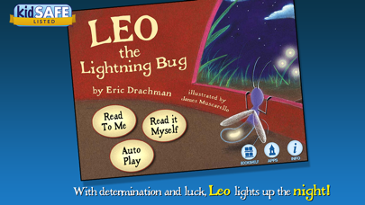Leo The Lightning Bug review screenshots