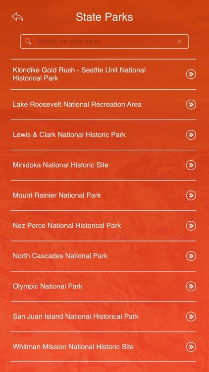 Washington State Parks & Trails