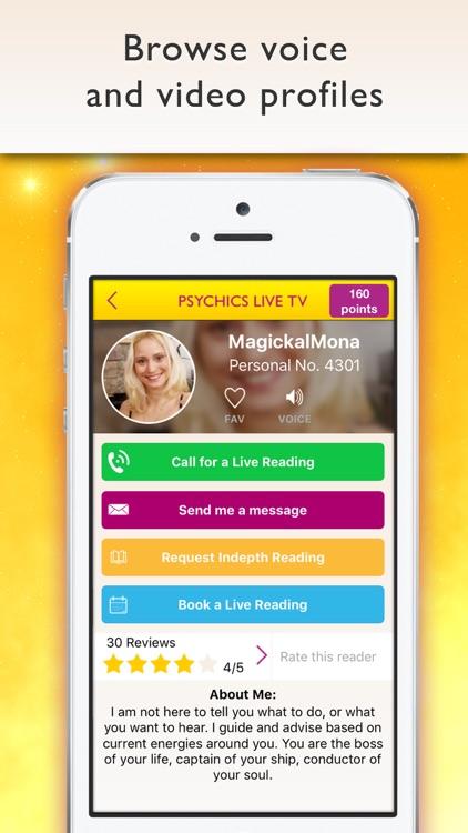 Psychics Live: Psychic Readings, Tarot, Horoscopes app image