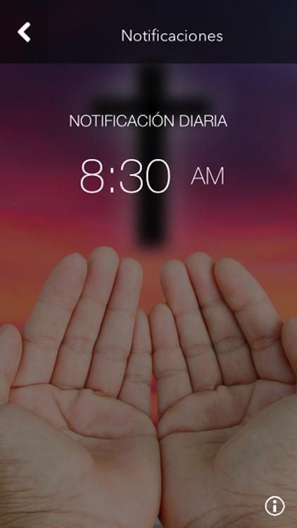 Oración Diaria screenshot-3