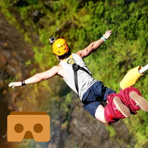 VR Bungee Jump with Google Cardboard - VR Apps Utilities app