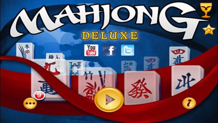 Mahjong Deluxe screenshot-0