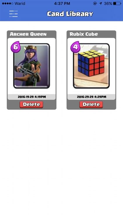 Card Creator for Clash Royale screenshot-3
