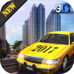 Taxi Parking Simulation & Real Car Driving