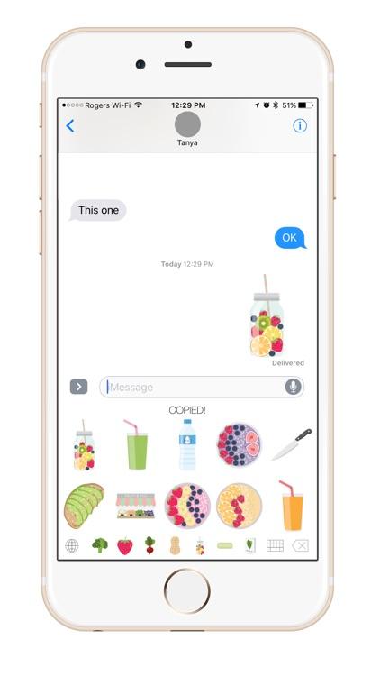 VEGGIEMOJI - Vegan Emoji Keyboard screenshot-3