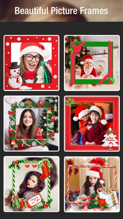 Christmas Pics- Photo Collage,Layout For Pictures