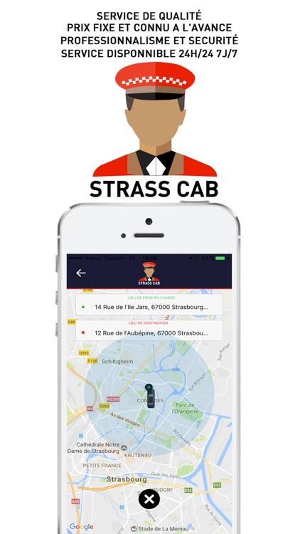 STRASS CAB - DRIVER