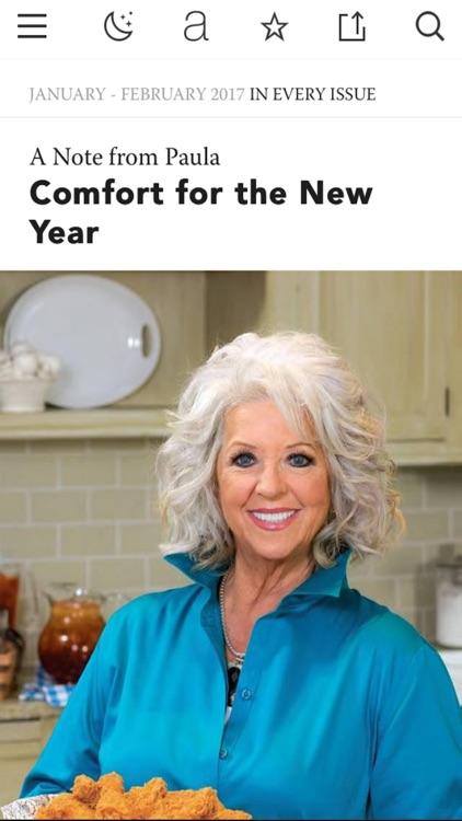 Cooking With Paula Deen screenshot-3