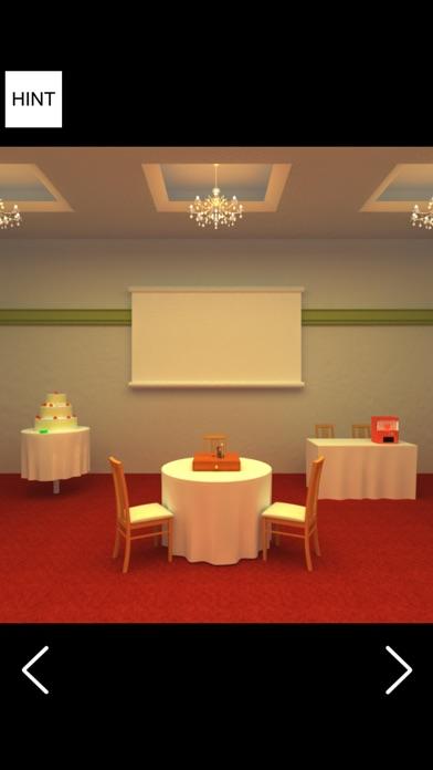 脱出ゲーム Wedding-結婚式場から謎解き脱出ゲーム紹介画像1