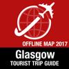 Glasgow Tourist Guide + Offline Map