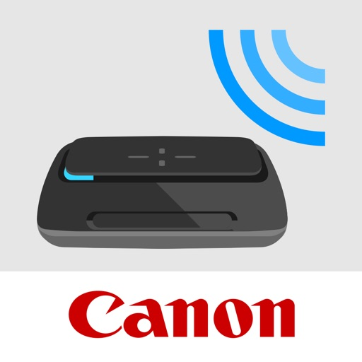Canon Connect Station iOS App