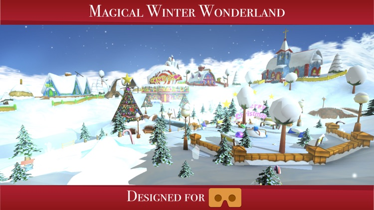 Christmas VR for Google Cardboard screenshot-1