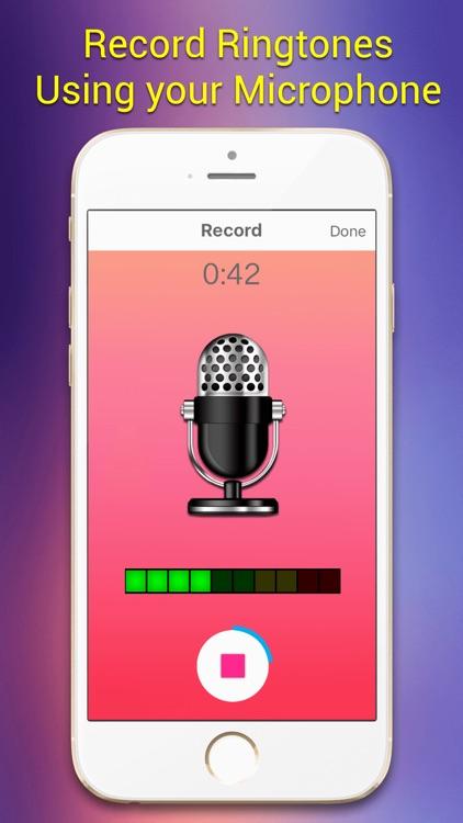 Unlimited Ringtones Maker for iPhone screenshot-3