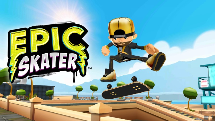 Epic Skater screenshot-0