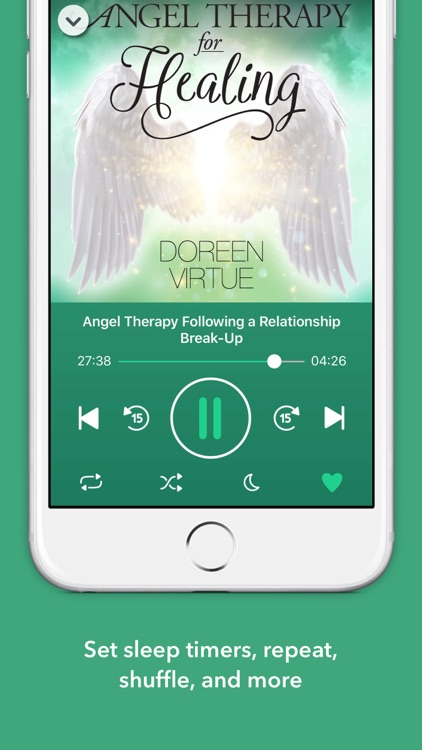 Angel Therapy for Healing - Doreen Virtue