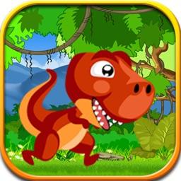 Jurassic Dinosaur Run