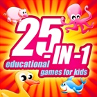 25 Free Educational Games for Kids icon
