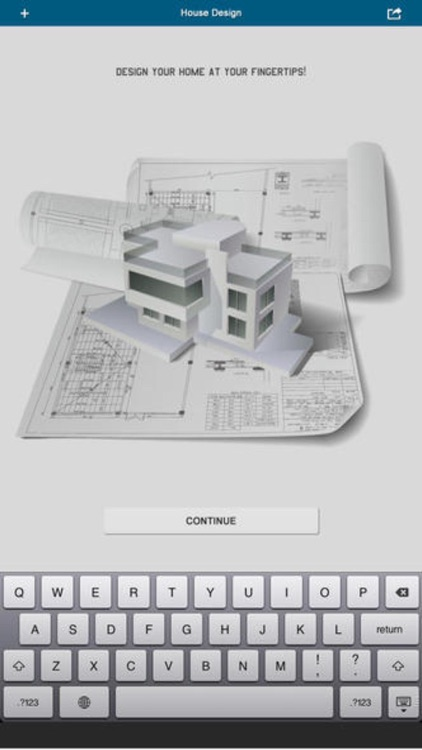 Home Office Design - floor plan & draft design screenshot-1