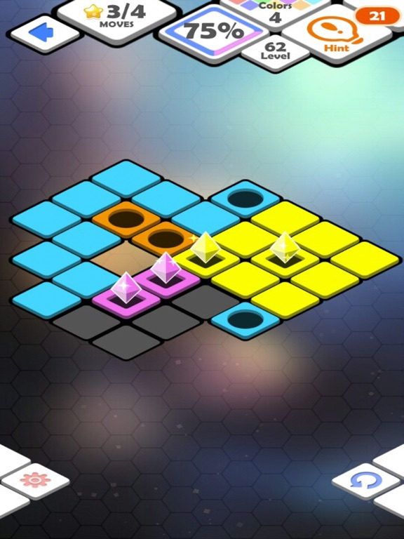 Cuby Link : Puzzle screenshot 8