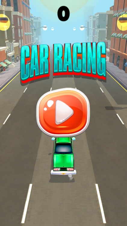 High Street Car Racing