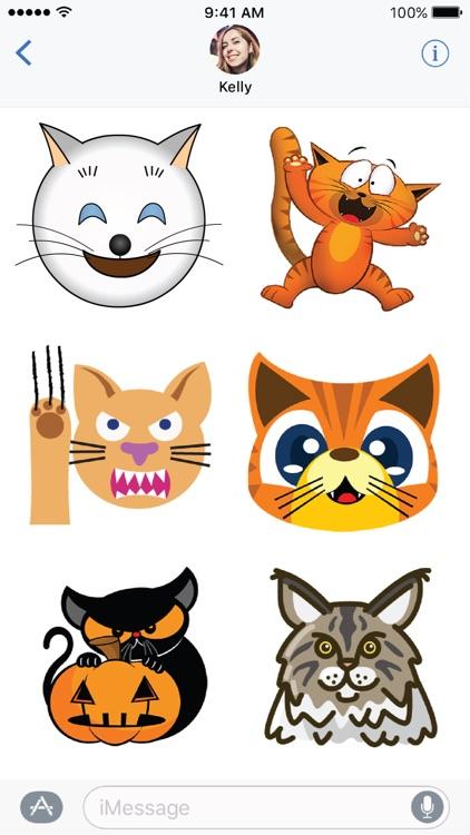 Cats Emoji