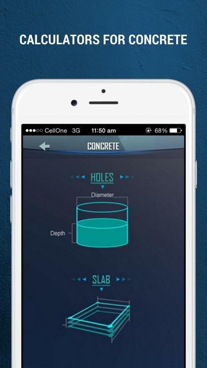 Builder Calculator Home Calc screenshot-3