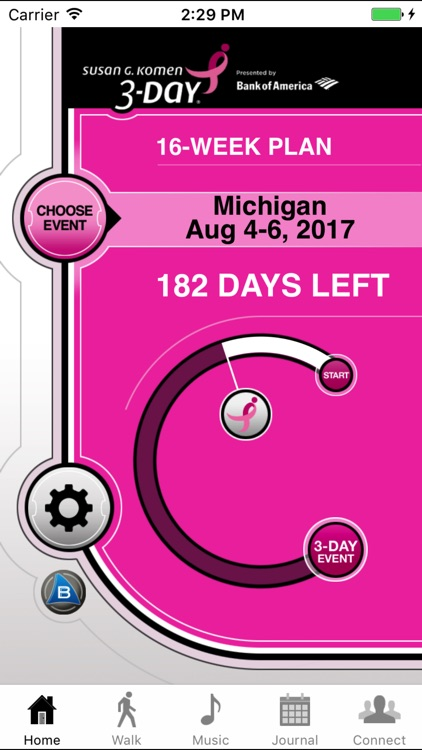 Susan G. Komen 3-Day® 16-Week screenshot-0