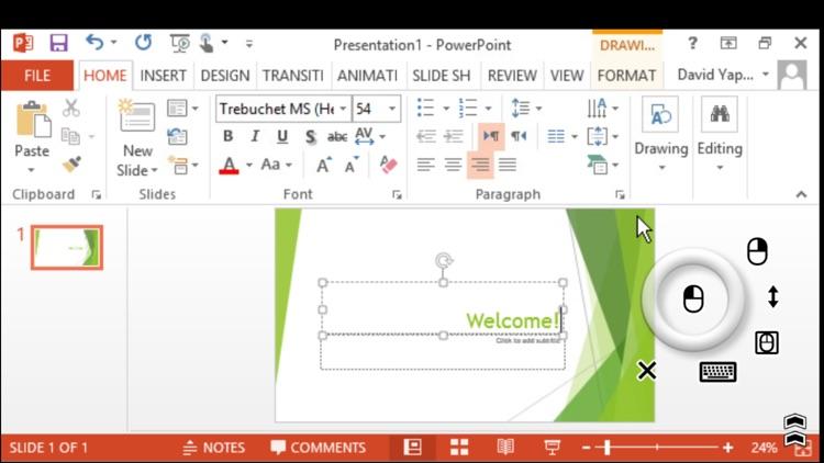 Ericom WebConnect Mobile Client